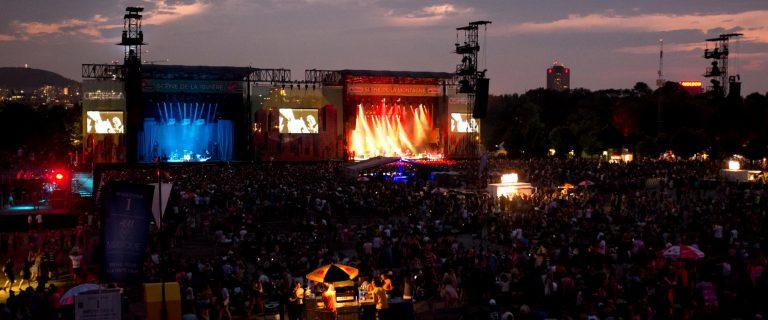 Solotech - Festival d'Osheaga
