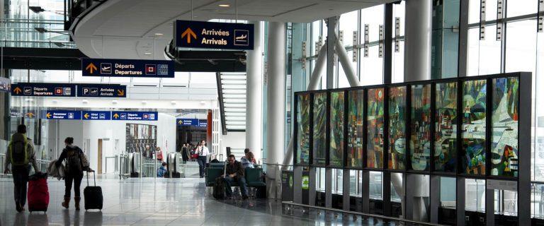 Solotech - Aéroport international Pierre-Elliott-Trudeau