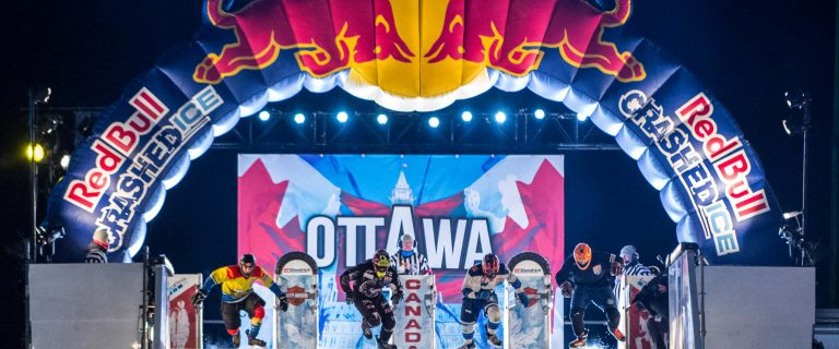 Solotech - Red Bull Crashed Ice