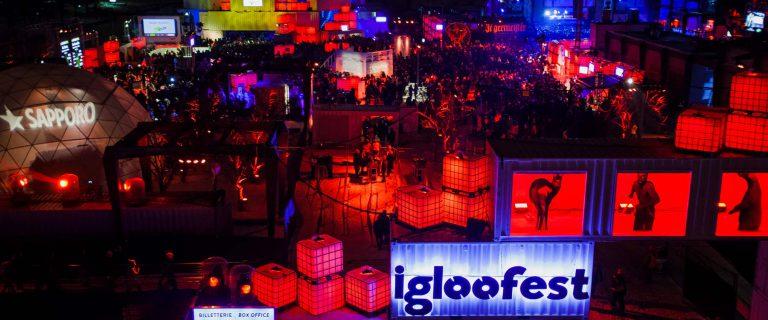 Solotech - Igloofest