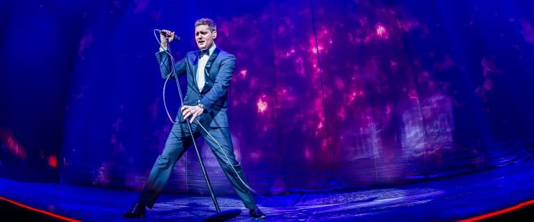 Solotech - Michael Buble - Tournée To Be Loved