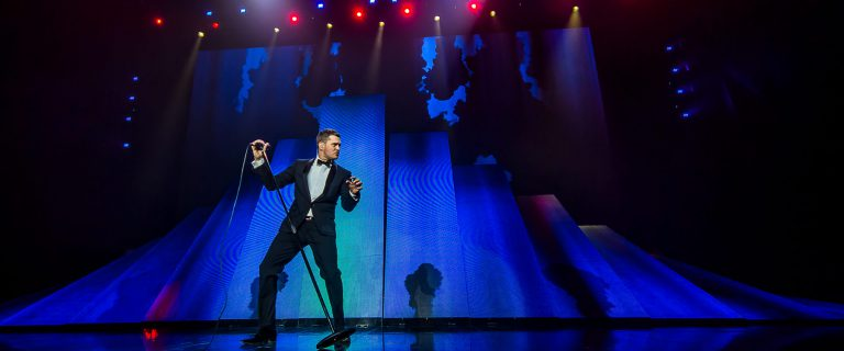 Solotech - Michel Buble - Tournée To Be Loved