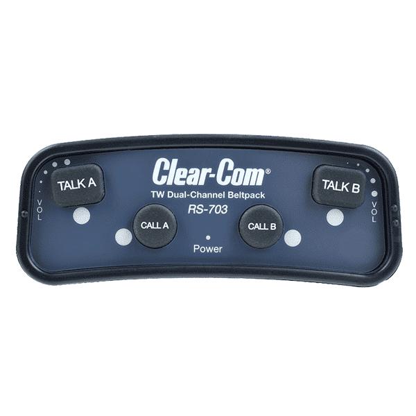 Clear-Com, RS-703,  Boîtier de ceinture