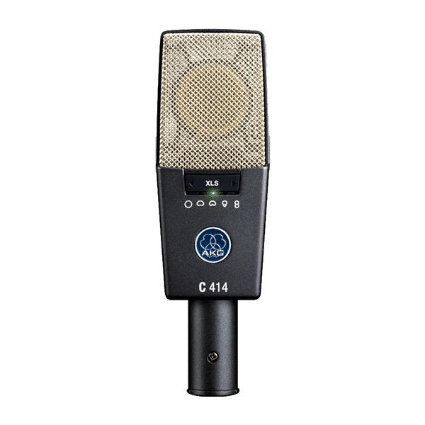 AKG Acoustics, C414 XLS, Large diaphragm studio microphone