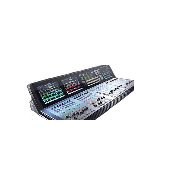 Soundcraft, Vi3000 digital live sound cons, Console de mixage