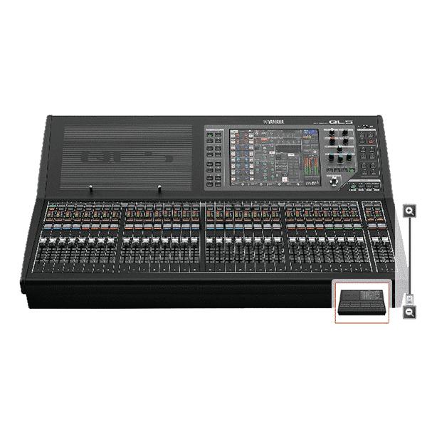 Yamaha, QL5, Digital Mixing Console
