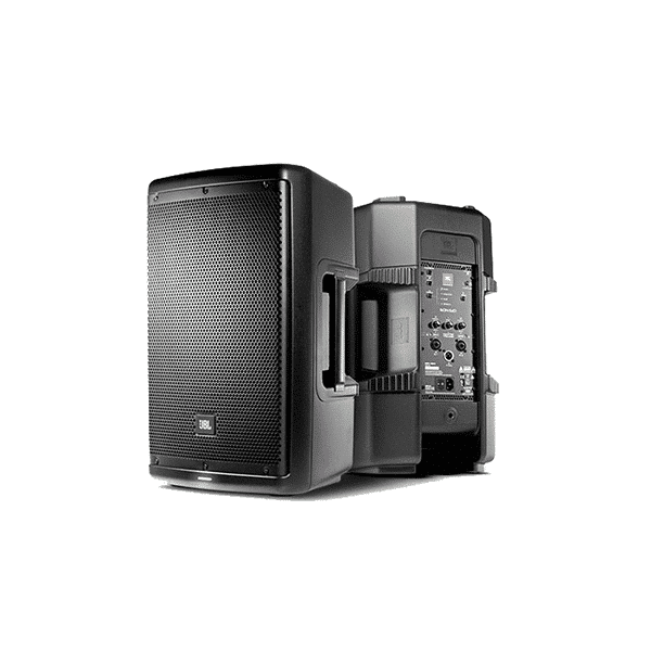 JBL Professional, EON610, 2-way Self-powered Portable PASystem