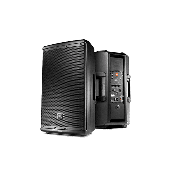JBL Professional, EON612, 2-way Self-powered Portable PASystem