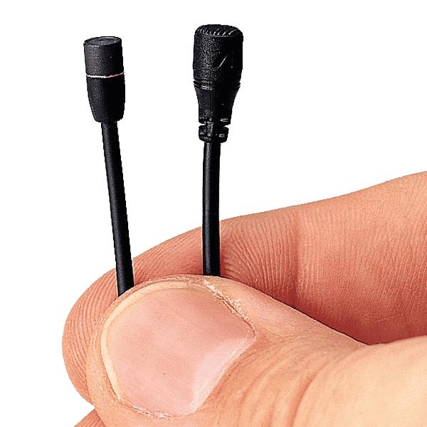 Sennheiser, MKE 2, 20 to 2000Hz Polarized Condenser Microphone