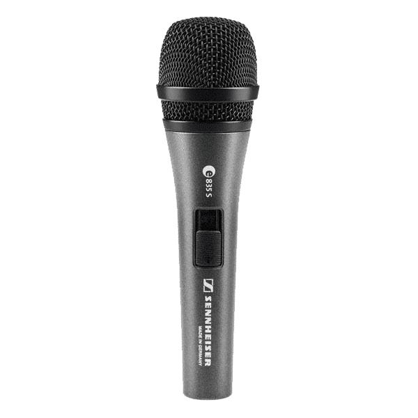 Sennheiser, e 825 S, 16KHz Dynamic Cardioid Microphone