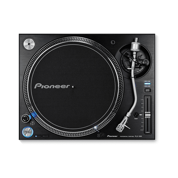 Pioneer, PLX-1000, High-torque Direct Drive Pro Turntable