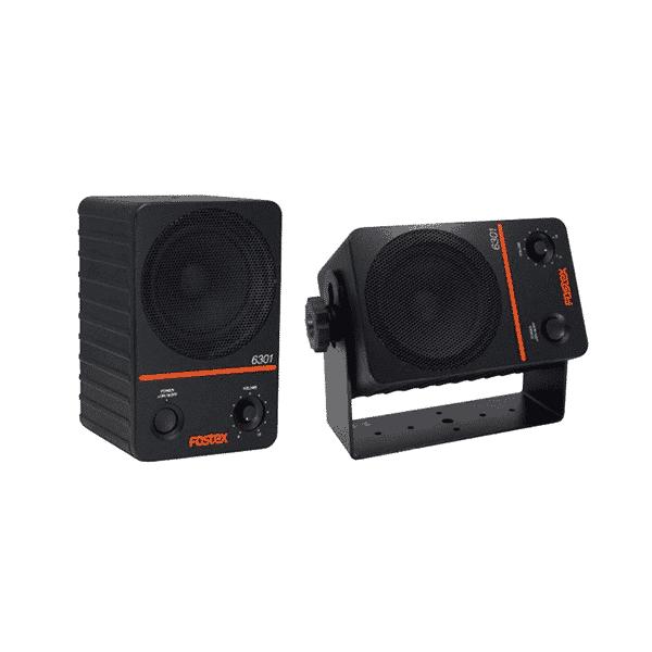 Fostex America, 6301N Series, Closed Active Monitor Speaker