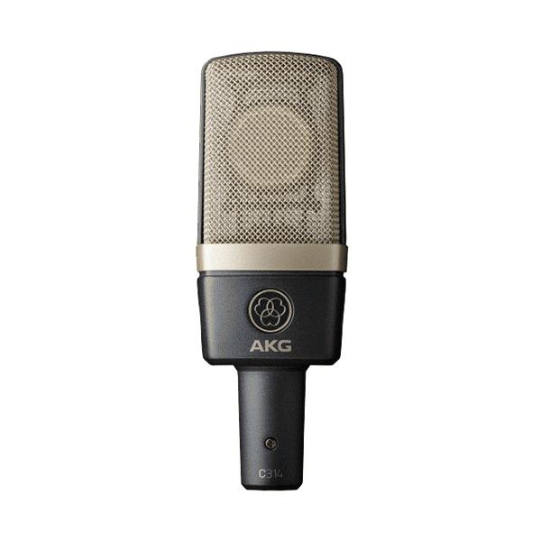 AKG Acoustics, C314, Professional microphone