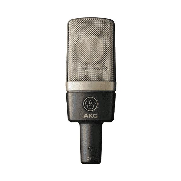 AKG Acoustics, C314, Microphone condensateur professionnel