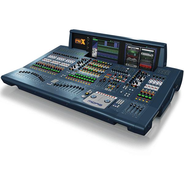 Midas Consoles, PROXCCTP, Live Digital Console Control Centre