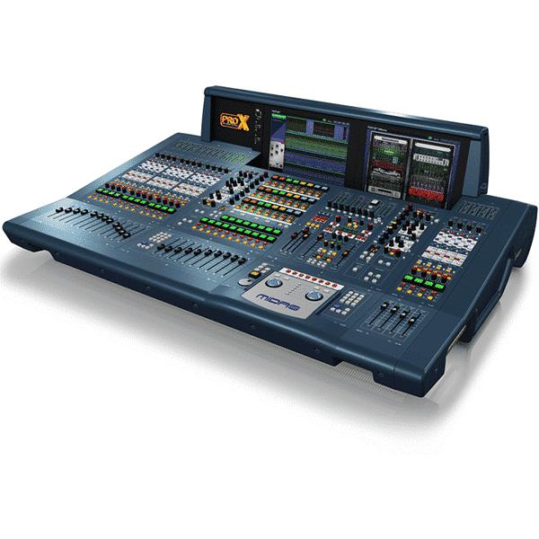 Midas Consoles, PROXCCTP, Console de contrôle numérique