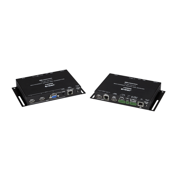 Crestron, HD-MD-400-C-E, HD Scaling Auto-switcher & Extender