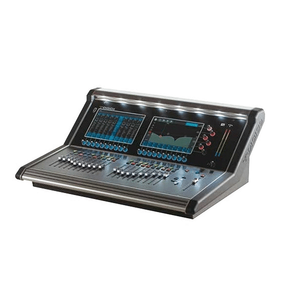 DiGiCo, S21, Audio Mixing Console