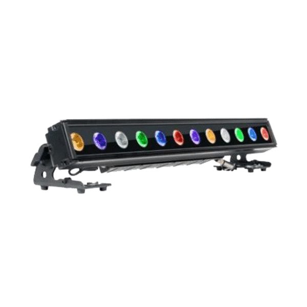 Elation/Acclaim, SIX098, 6-in-1 RGBAW+UV LED Strip Light