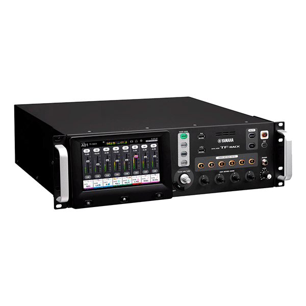 Yamaha, TF-RACK, Console de mixage numérique