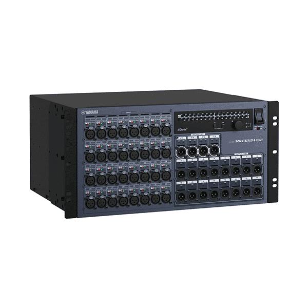Yamaha, Rio3224-D2, «Rack» 32x 4 pour console de mixage audio