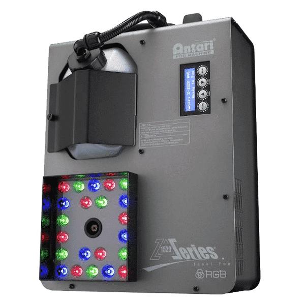 Antari, Z-1520 RGB, Machine à brouillard ultra légère