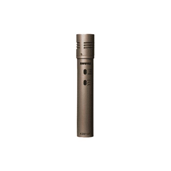 Shure, KSM137/SL, Microphone condensateur cardioïde