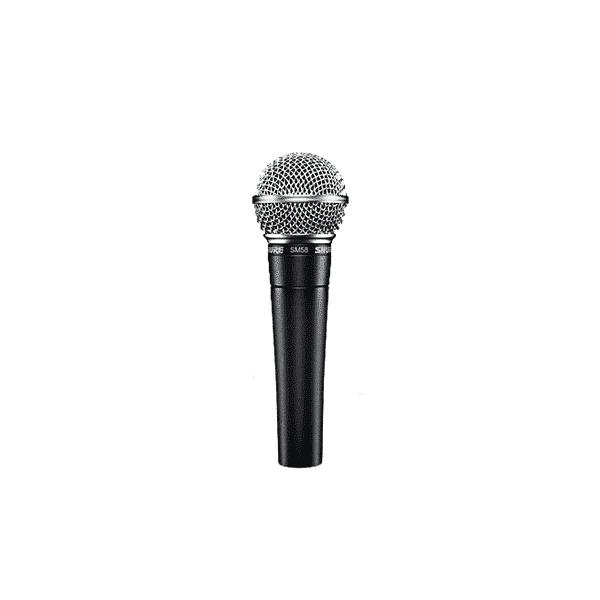Shure, SM58LC, Microphone vocal dynamique cardioïde