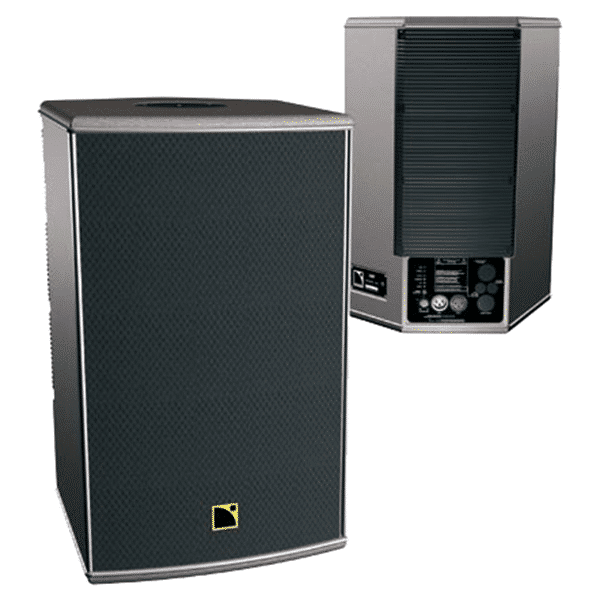 L-ACOUSTICS, 108P, Self-powered Compact Coaxial Live Monitor