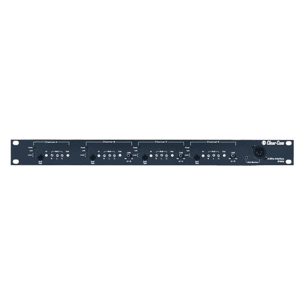 Clear-Com, IF4W4, Interface pour caméra 1RU