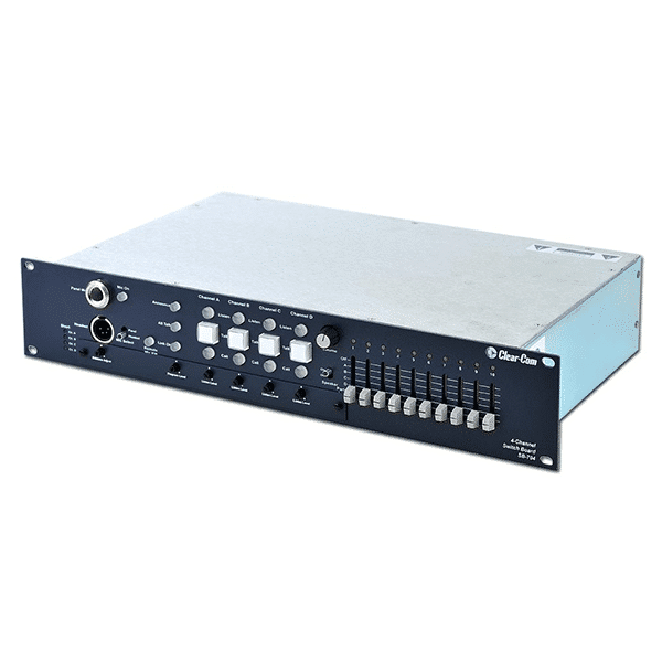 Clear-Com, SB-704, 4-channel Switchboard Main Station