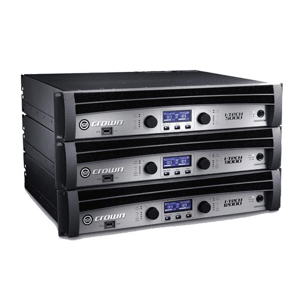 Crown International, I-Tech 12000HD, 2-channel Power Amplifier