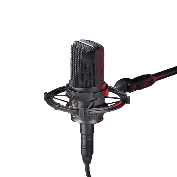 Audio-Technica, AT4050, Microphone condensateur
