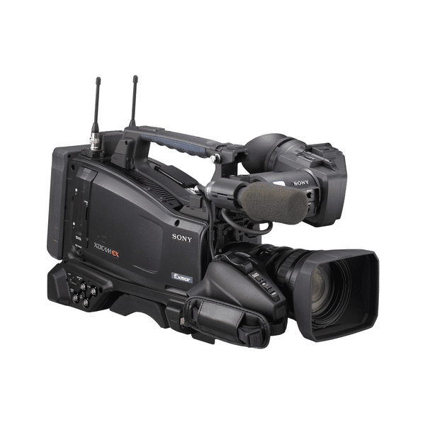 Sony, PMW320K, Caméscope épaule