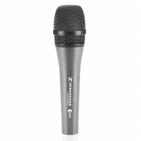 Sennheiser, e 845, Dynamic Super-cardioid Vocal Microphone