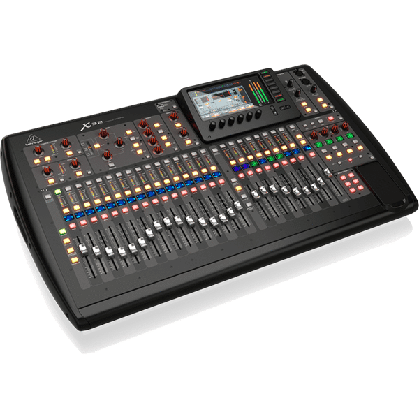 Behringer, X32, 40-input, 25-bus Digital Mixing Console
