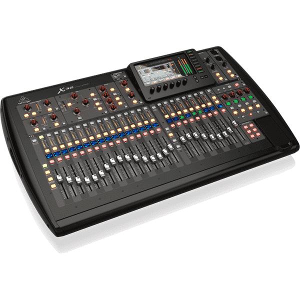 Behringer, X32, Console de mixage numérique à 40 entrées