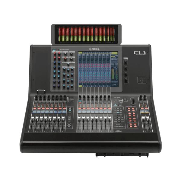 Yamaha, CL1, Console de mixage numérique avec 48 canaux