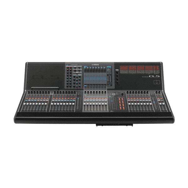 Yamaha, CL5, Console de mixage numérique avec 72 canaux