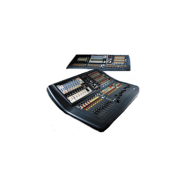 Midas Consoles, PRO2/CC/TP, Système de mixage audio