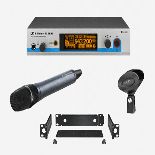 Sennheiser, EW500-965G3-A, Microphone portatif sans fil