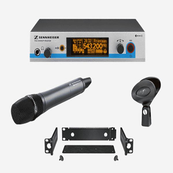 Sennheiser, EW500-945G3-A, Wireless Handheld Microphone System