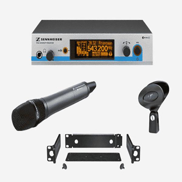 Sennheiser, EW500-935G3-A, Microphone portatif sans fil