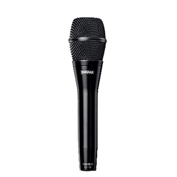Shure, KSM9HS, Handheld Vocal Microphone