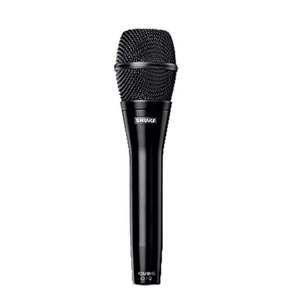 Shure, KSM9HS, Microphone vocal portatif