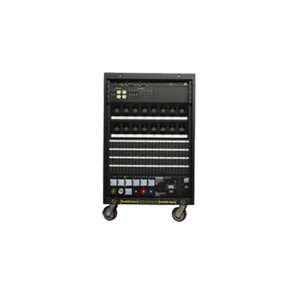 Electronic Theatre Controls, SP3-9620, Rack de tournée Sensor3