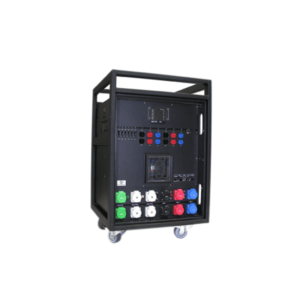 INDU ELECTRIC, SLTTP12WAY19, 3-Phase Elect. Distribution box