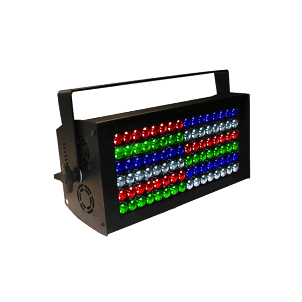 SOLARIS, SOLF1K36, Stroboscope (1000 w) led rgbw / solaris led
