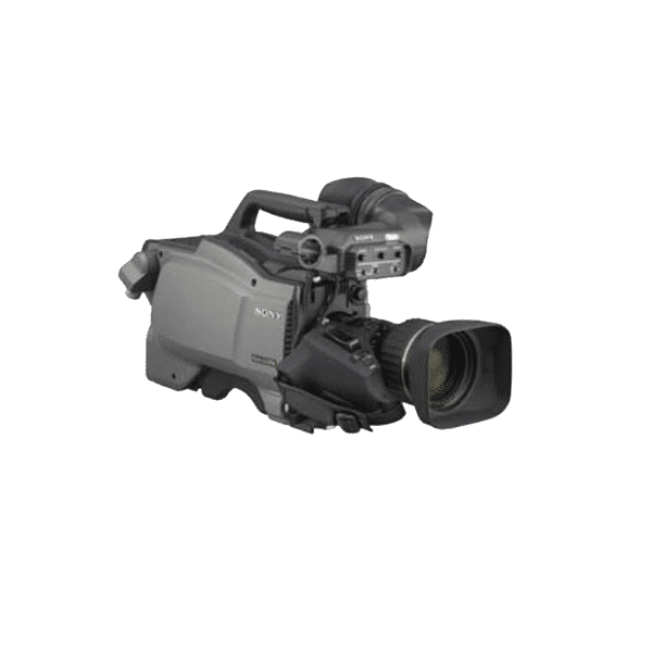 Sony, HXC100, Multiformat colour camera hd / sony / hxc-100
