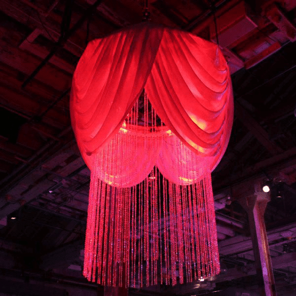 Solotech, Jellyfish Chandelier